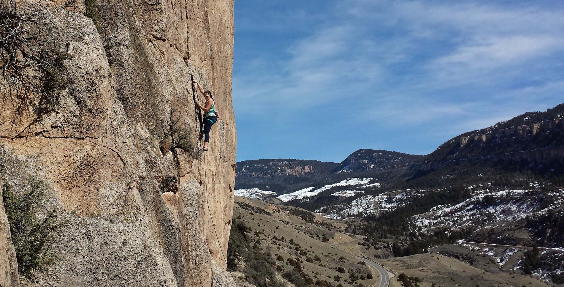 Bighorn Mountains Climbing