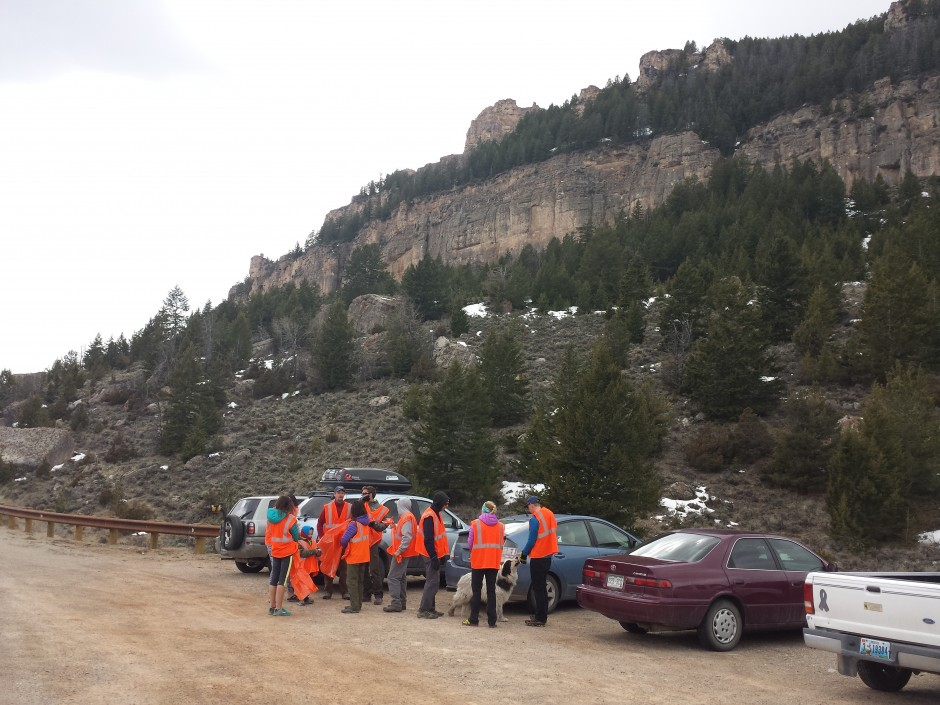 Autumn Trash Clean-Ups of Local Climbing Areas Taking Place Oct. 10 & 24